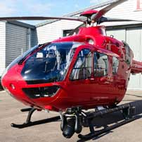 A new Air Ambulance for the Thames Valey
