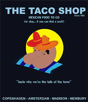 The Tacco Shop - Newbury